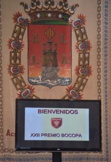 La Bodega Alicantina XXII Premios Bocopa 09