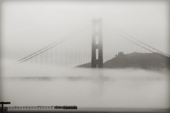 Una fotografía del Golden Gate en San francisco /VCrown