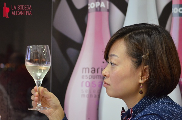 El mercado chino del vino español