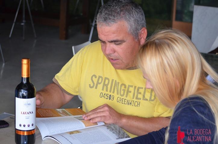 José Ortega, investigador del grupo CIEN de Novelda,