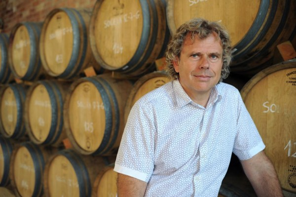 Jaume Gramona, especialista en vinos espumosos, pertenece a la quinta generación  de la bodega que lleva su apellido desde hace 125 años / tierrasdelvino.blogspot.com