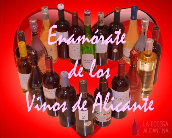 """En febrero... """"Enamórate de los vinos de Alicante"""" con la Bodega Alicantina"""