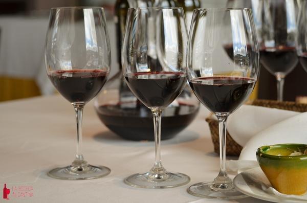 La Bodega Alicantina Copas de Vino