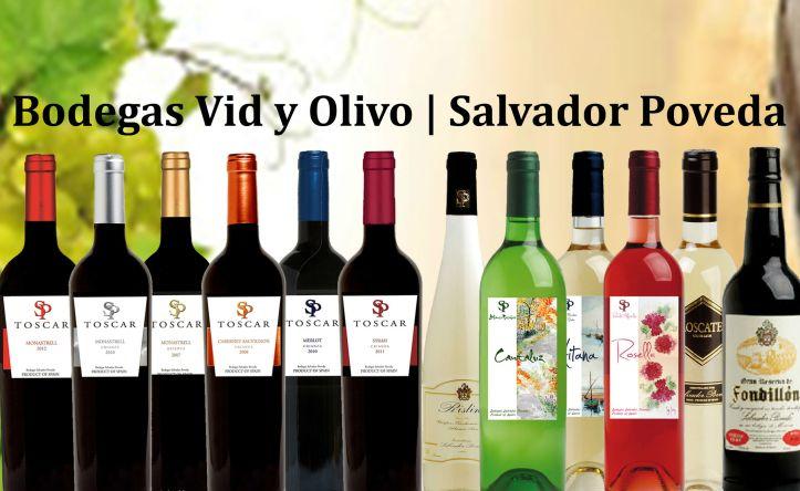 Vid y Olivo Salvador Poveda