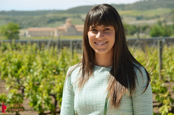"""Ana Vivero, directora de enoturismo del Grupo Matarromera: """"No solo buscamos al enoturista, sino también a quien quiera conocer nuestra cultura del vino"""""""