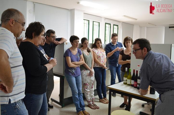 LBA Curso Vinos y Viñedos de Francia EPSO 26