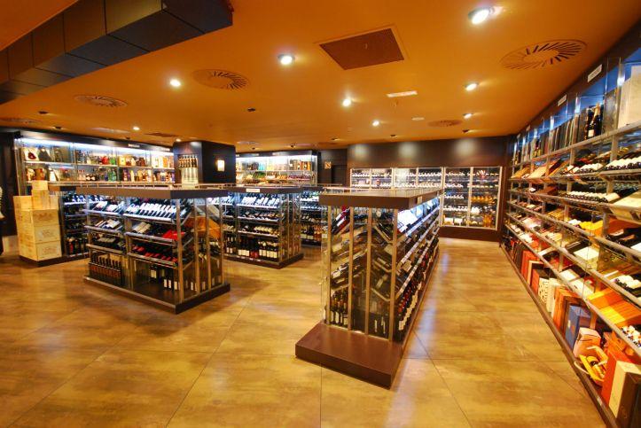 Imagen de las instalaciones del Gourmet Experience en El Corte Inglés de Alicante. /El Corte Inglés
