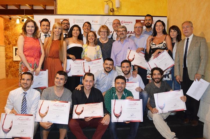 LBA Clausura VIII Curso Sumiller ECA 41